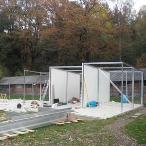 Neubau Mittelzeile 06 Ende Okt 2013