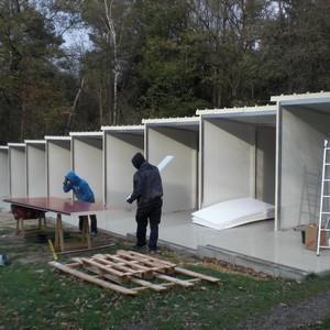 Neubau Mittelzeile 07 Anfang Nov Okt 2013